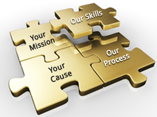 puzzle your mission your cause